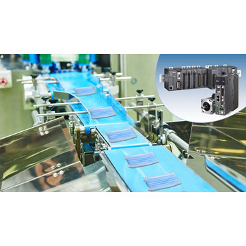 Fully automatic surgical blank face mask making machine