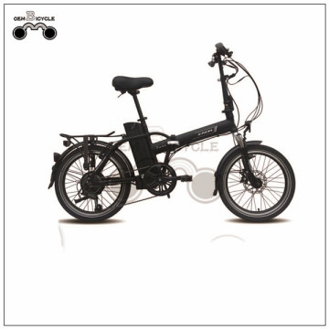 ELECTRIC SYSTEM 36V10AH LI-ION BATTER 50W REAR MOTOR MINI FOLDING STYLE ELECTRIC BIKE