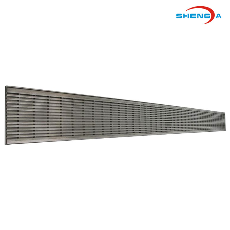 Flat Welding Sieve Screen for Ground Leakage