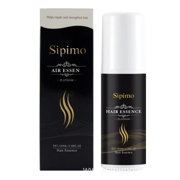 Hair essence let your grey hair return natural