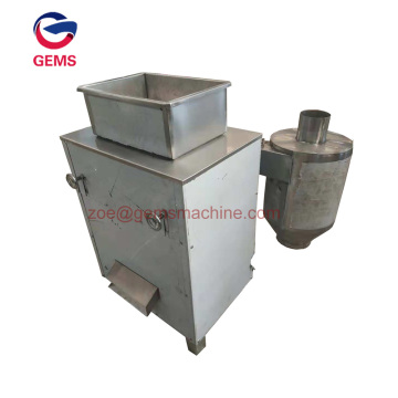 Cacao Cracking Coffee Peeling Machine Cacao Sheller