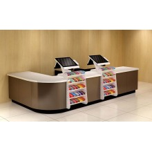 Supermarket Checkout Counters For Sale