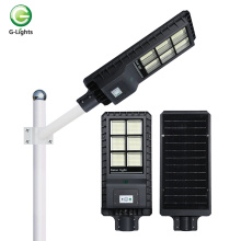 High quality iP65 180w all-in-one solar street light