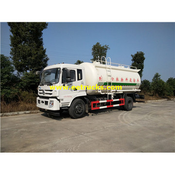 16cbm 4x2 Bulk Cement Transportation Trucks