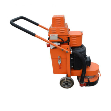 Dustless Single Phase Concrete Grinding Machine
