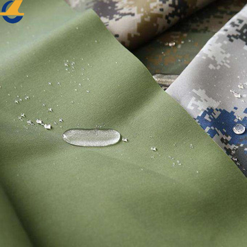 Plastic Coated Polyester Canvas Fabric