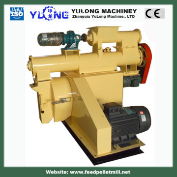 YULONG HKJ250 animal feed ring die pellet machine for sale