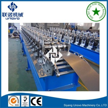 Alibaba China C section unistrut channel roll former machinery