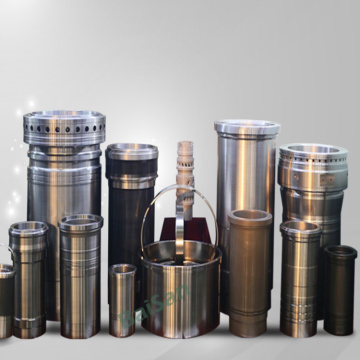 Cylinder liner Sleeve Machining According to Drawings