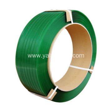 16 mm berde nga pet strapping banding roll