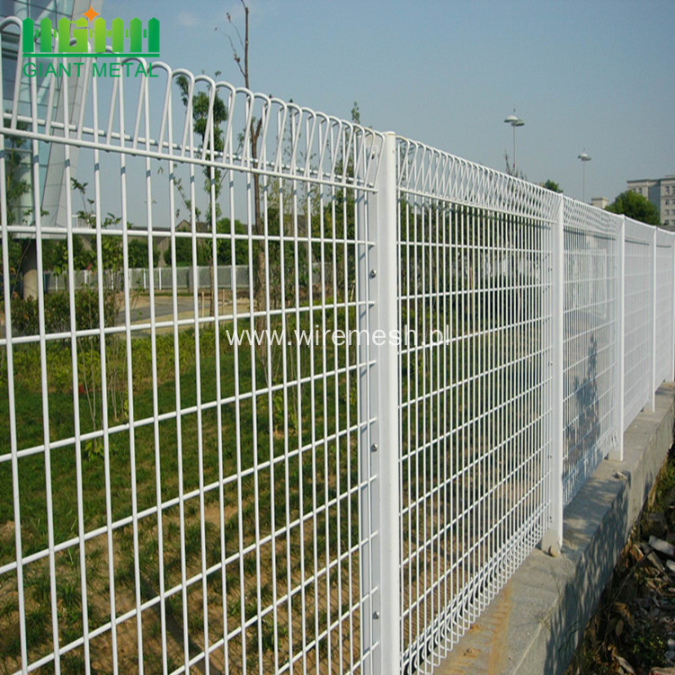 Hot Sale Roll Top Welded Fence