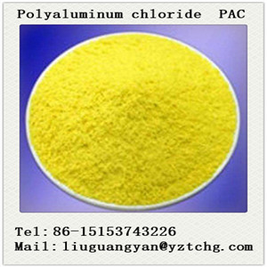Water treatment chemical Poly Aluminum Chloride PAC 30%