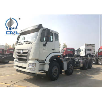 40T Industrial Heavy Duty HOHAN Tipper Truck