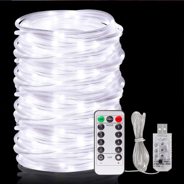 Garden Christmas Waterproof LED Rope Lights