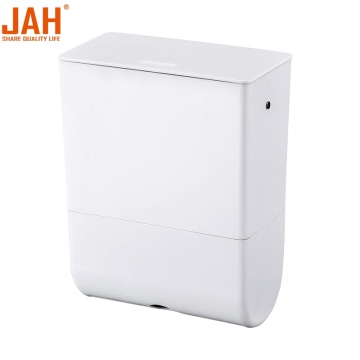 JAH Plastic ABS In-cabinet Garbage Bin Trash Can