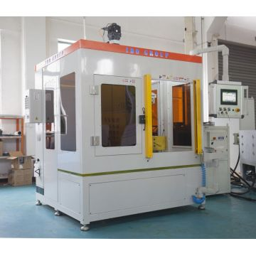 Shrink edge flanging machine for WM drum forming