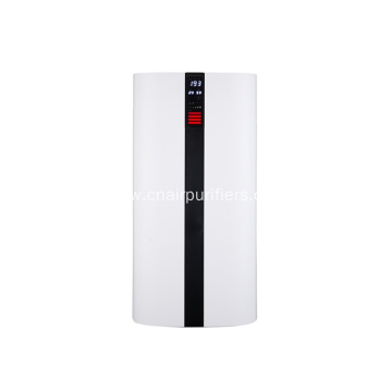 Double true HEPA filters air purifier