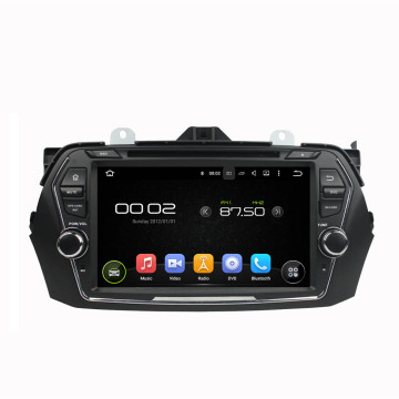 CIAZ 2015 සඳහා android car dvd player