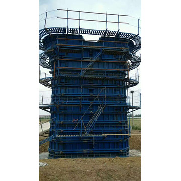 Pier Column Formwork for Concrete Construction