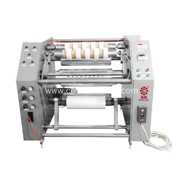 High Speed Plastic Slitter Machine