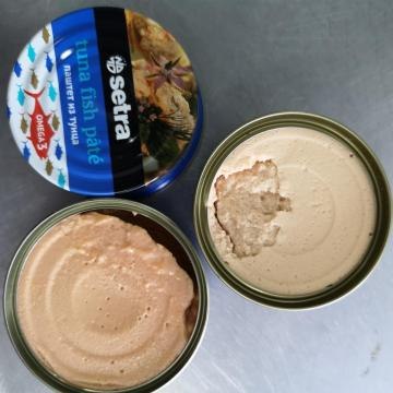 Tuna Fish Pate In Canned