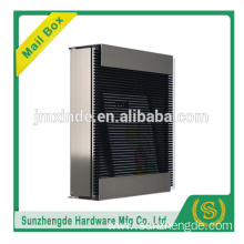 SZD SMB-067SS Modern style residential mailbox with low price