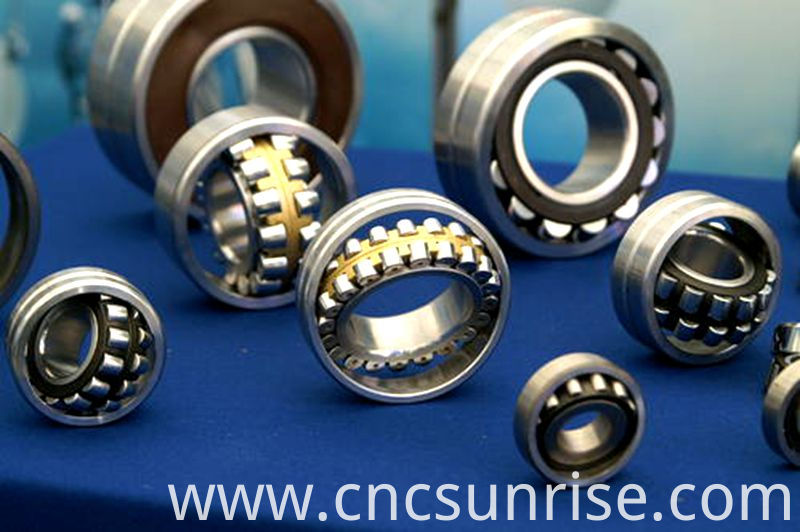 Self-aligning CNC Roller Bearing Ring