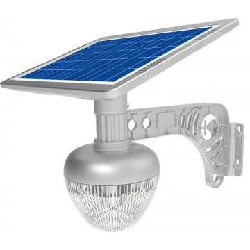 Solar golden Apple induction lamp