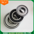 6205ZZ Bearing 25x52x15 Shielded Deep Groove Ball Bearings