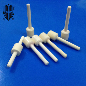 aluminum oxide Al2O3 ceramic shaft needle