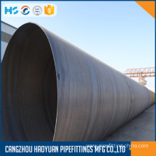 ASTM A106 B Spiral Welded Steel Pipe