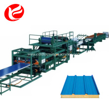 Eps panel sandwich machine /sandwich sheet production line
