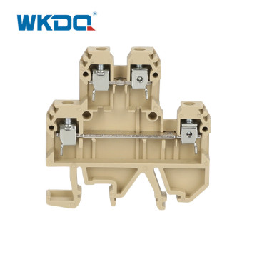 Double layer Screw Terminal Blocks