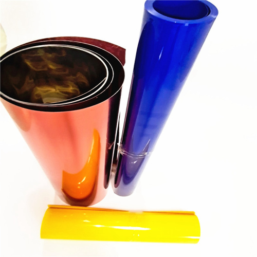 Super nice quality PVC rigid films For packing