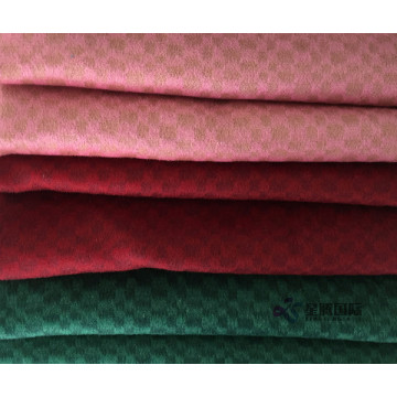 Multi Color 100% Wool Fabric For Garment