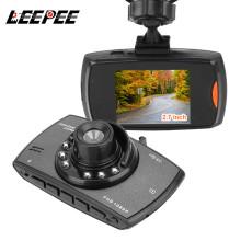 LEEPEE Car DVR Driving Recorder Video 2.7 Inch HD 2600W Camera 6pcs IR LED Night Vision Multi-language Support Auto Electronics