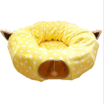 Popular Cat Tunnel Cat Bed For Fun