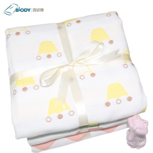 100% Cotton Nursing Cover kid Multilayer Blanket