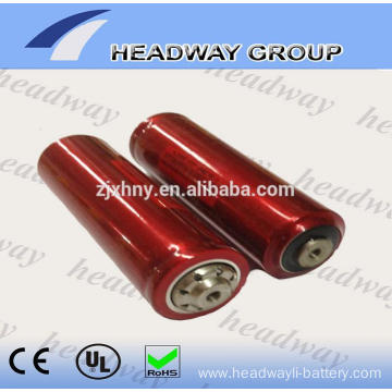 LiFePO4 38120HP 8Ah 3.2V Li-ion battery for EV