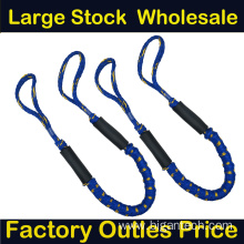 Bungee Cord Mooring Lines for Boats