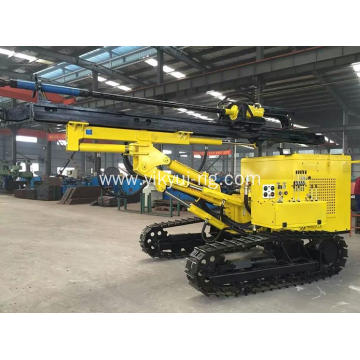 Crawler Hydraulic Down The Hole Bore Drilling Machine