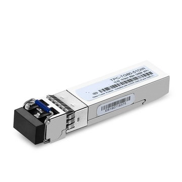 10G SFP+ CWDM  Fiber Optic Transceiver
