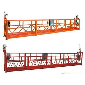 Tower crane suspension platform parts
