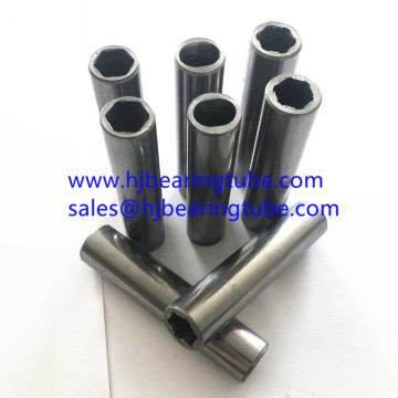 Mild Steel Cold Drawn hexagonal Oval Shaped Tube