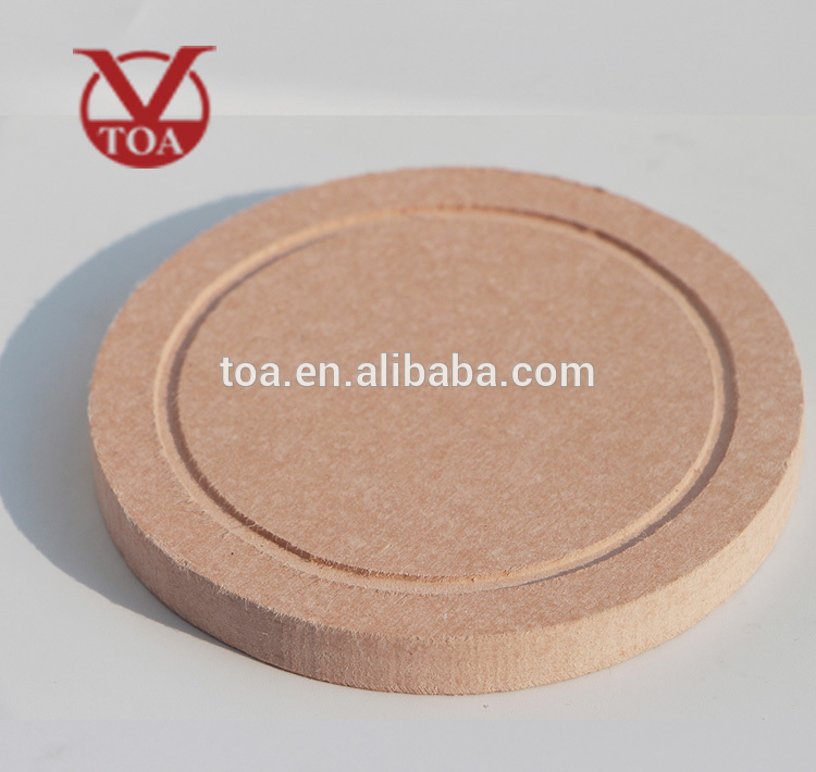 2018 new diatomite cup coaster