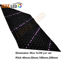 Stage Background LED Curtain Cloth Panel Light