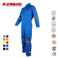 Oem Wholesale Cotton Fireproof Work Coveralls