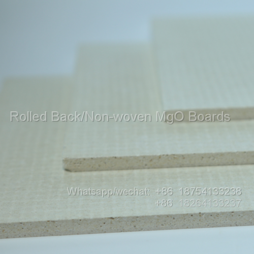 10mm refractory thickness soffit mgo exterior wall boards