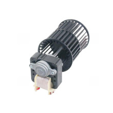 Small shaded-pole c frame motor 61mm sealed windings for air cleaners