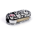 Cool design fiat 500 car key case